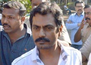 Nawazuddin Siddiqui spotted at Mumbai police station