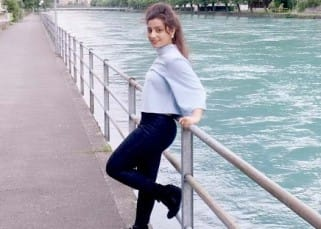 Neha Marda aka 'Gehna' of 'Balika Vadhu' is holidaying in Europe, see pics!