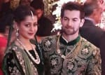 Neil Nitin Mukesh and Rukmini Sahay's Mumbai reception was a star-studded event