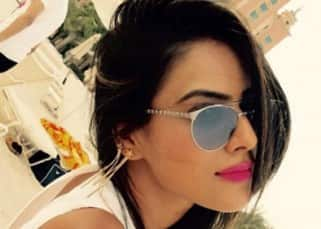 Nia Sharma snapped on her Dubai trip