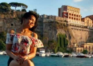 Nirali Mumtaz snapped in Sorrento, Italy
