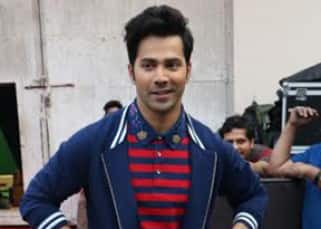 One day three looks, what was Varun Dhawan upto?