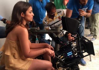 Parineeti Chopra shoots for Boroplus ad