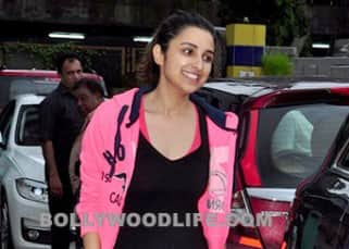 Parineeti Chopra spotted after her 'Dream Team' rehearsals