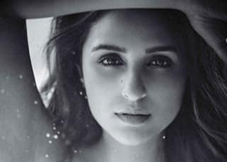 Parineeti Chopra's close up still from MW magazine shoot
