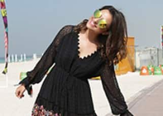 Parineeti Chopra's Dubai holiday is all about food and exotic locales - check out pics