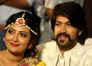 PHOTOS: Kannada movie stars Yash and Radhika Pandit tie knot in a lavish ceremony!