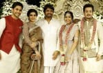 PHOTOS: Nagarujna's son Akhil Akkineni gets engaged to lady love Shriya Bhupal in Hyderabad