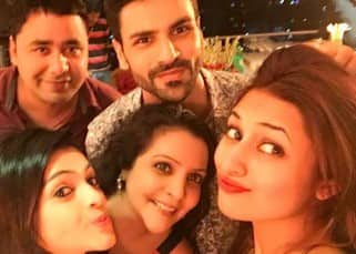 Pictorial updates Divyanka Tripathi and Vivek Dahiya's wedding preparations!