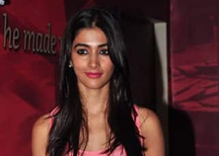 Pooja Hegde snapped at a Cineplex in Mumbai