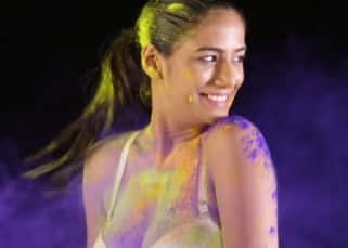 Poonam Pandey finds another excuse to show off her sexy curves, posts a super hot Holi video – see pics