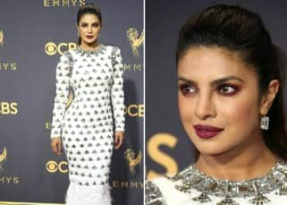 Priyanka Chopra makes a striking red carpet appearance at Emmys 2017 but her outfit could have been much better