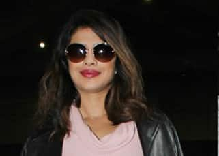 Priyanka Chopra returns to India to spend New Year with her family – View pics