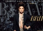 Priyanka Chopra dons the bridal look for Harper's Bazaar magazine cover