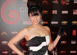Priyanka, SRK attend the 'Global Indian Music Awards'