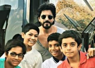 Raees On the sets Photos
