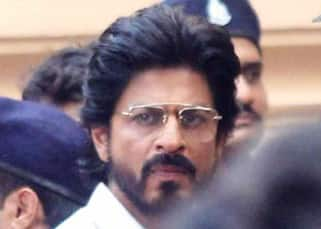 Raees: Shah Rukh Khan and Mahira Khan spotted shooting in Mumbai