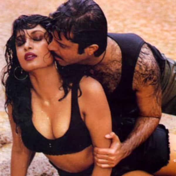 Anil Kapoor Hot Kiss