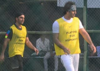 Ranbir Kapoor and Ranveer Singh are the new football buddies in B-town – View Pics
