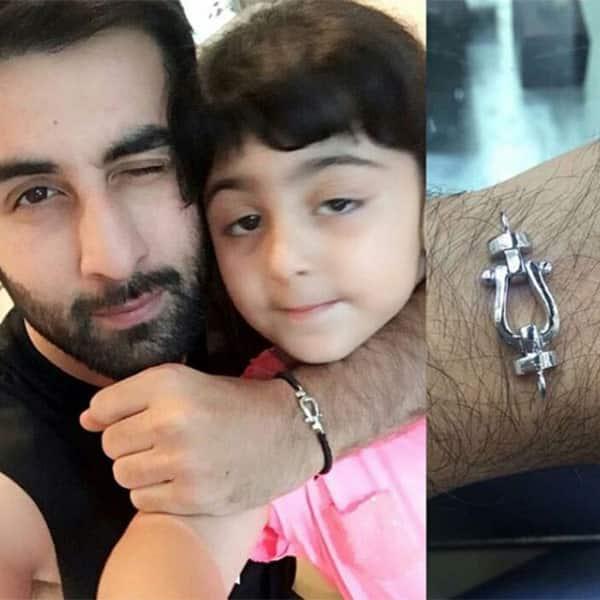 Ranbir Kapoor clicked with niece Samara Sahni