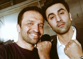 Ranbir Kapoor shoots for Tag Heuer with 'Neerja' producer Atul Kasbekar