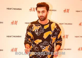 Ranbir Kapoor's cartoon duck themed sweater stole all eyeballs at H&M store launch event!