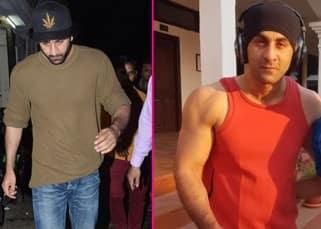 Ranbir Kapoor's intense workout session for Dragon has gotten us curious