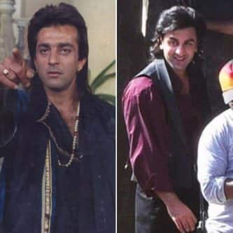 Ranbir Kapoor's unofficial first look from the Sanjay Dutt biopic will leave you amazed – check out pics