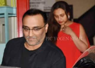 Rani Mukerji and Aditya Chopra finally make a public appearance together