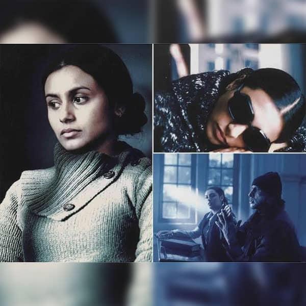 Rani Mukerji's legendary role in 'Black'