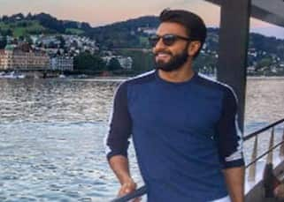 Ranveer's Swiss Vacation Videos Will Give You Awesome Feels