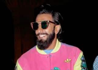 Ranveer Singh pulls off a quirky look at the airport as he takes off for a vacay!