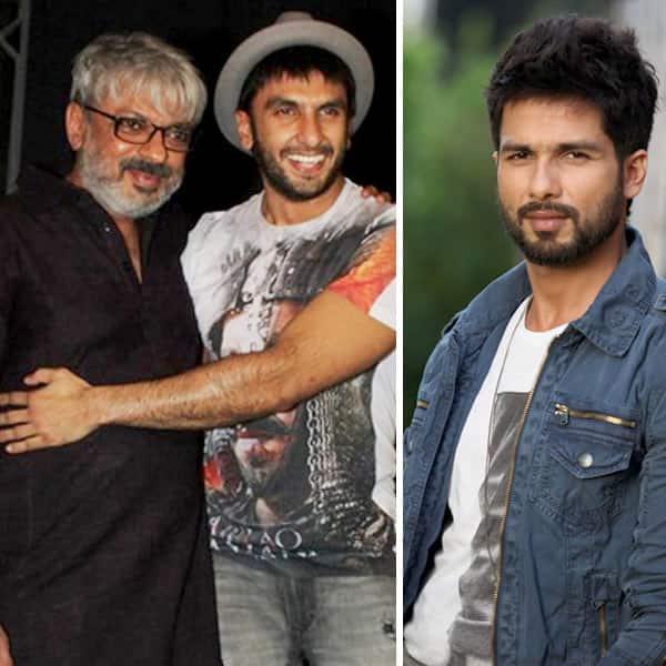 Ranveer Singh's tiff with Sanjay Leela Bhansali over a role