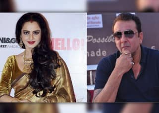 Rekha to Madhuri Dixit: Here's taking a look at Sanjay Dutt's alleged affairs