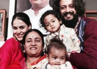 Riteish Deshmukh Personal Photos