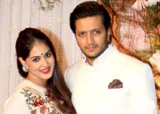 Riteish Deshmukh and Genelia's love at Bipasha-Karan's wedding reception will leave you awe-struck!