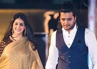 Riteish Deshmukh shares adorable message for wife Genelia D'Souza