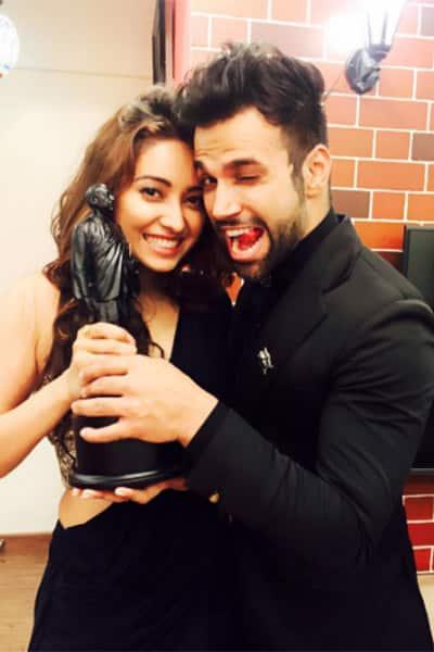 Rithvik Dhanjani and Asha Negi believe in winning together