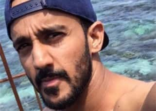 Rohit Reddy's selfie from his Maldives vacation