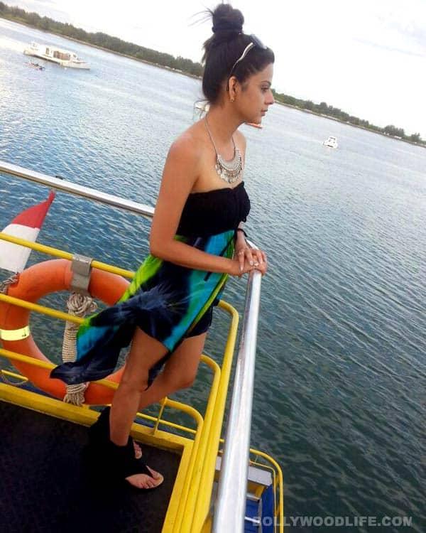 Rucha Gujrathi in Bali - View pics!
