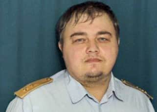 Russian doppelganger of Hollywood actor Leonardo DiCaprio