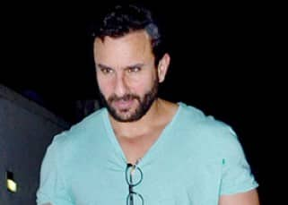 Saif Ali Khan gearing up for his next movie, 'Kaala Kanti'post London vacation?
