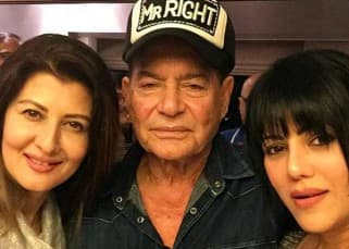 Salim Khan celebrates 80th birthday