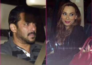 Salman – Iulia, Sonakshi – Bunty: Couples spotted at Seema Khan's birthday bash