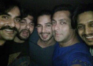 Salman Khan Personal Photos