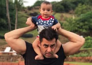 Salman Khan Personal Photos