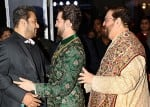 Salman Khan attends Neil Nitin Mukesh and Rukmini Sahay's reception with girlfriend and ex-girlfriend – check out pics