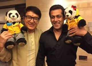 Salman Khan, Kangana Ranaut,Tiger Shroff party with Kung Fu Yoga star Jackie Chan
