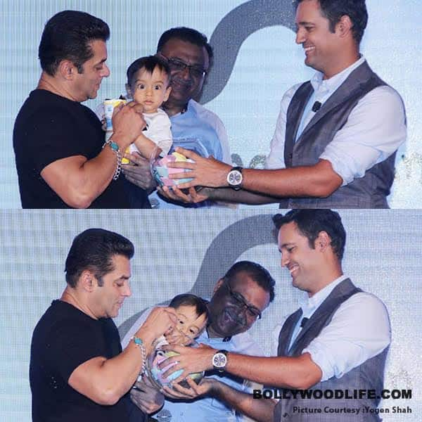 Arpita Sharma and Aayush attend Being Human's cycle launch | Salman