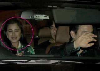 Salman Khan's dinner date with a mystery girl is making us curious